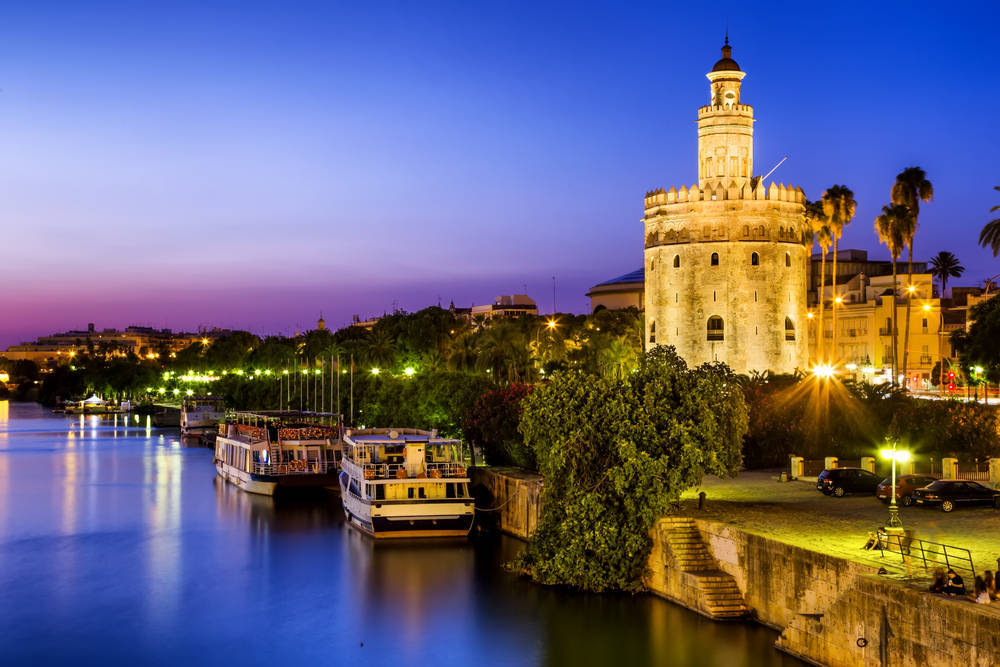 Escapada cinco estrellas a Sevilla