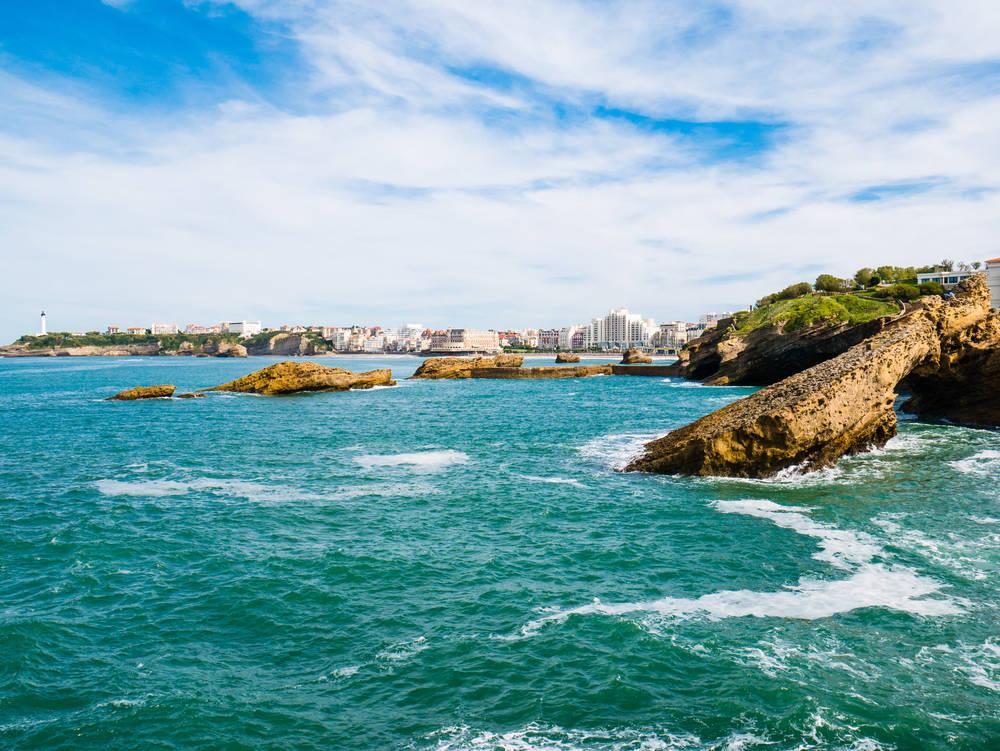Viaje a la meca europea del Surf: Biarritz.
