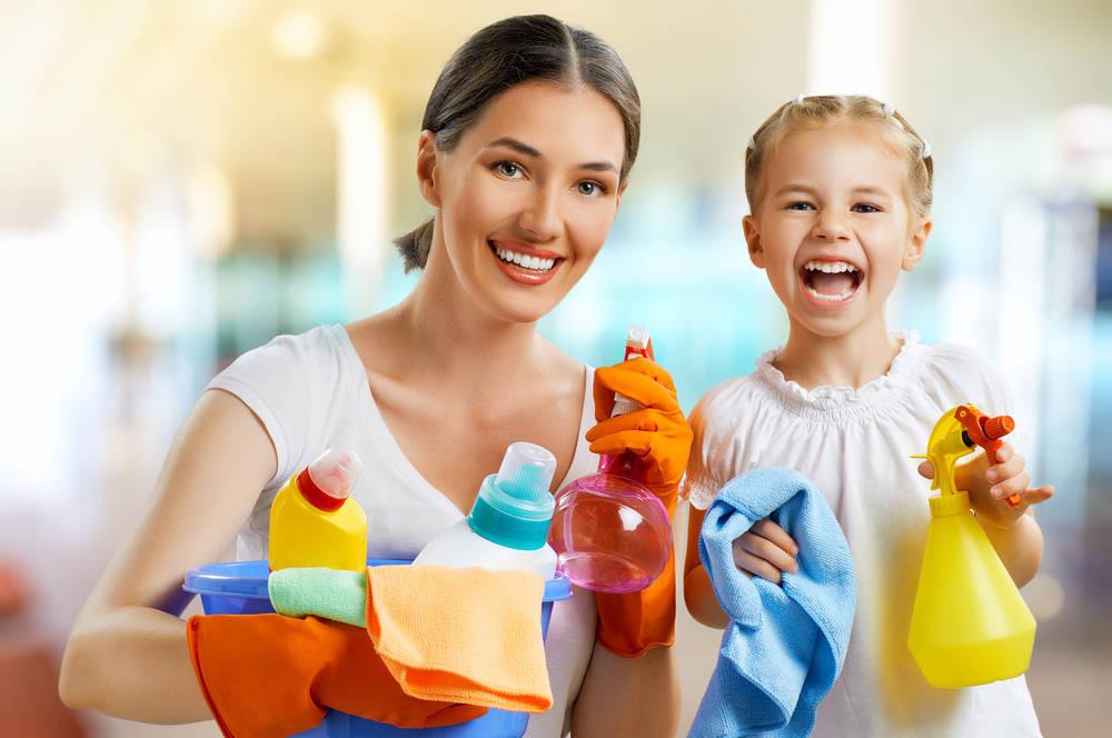Es posible limpiar cómodamente