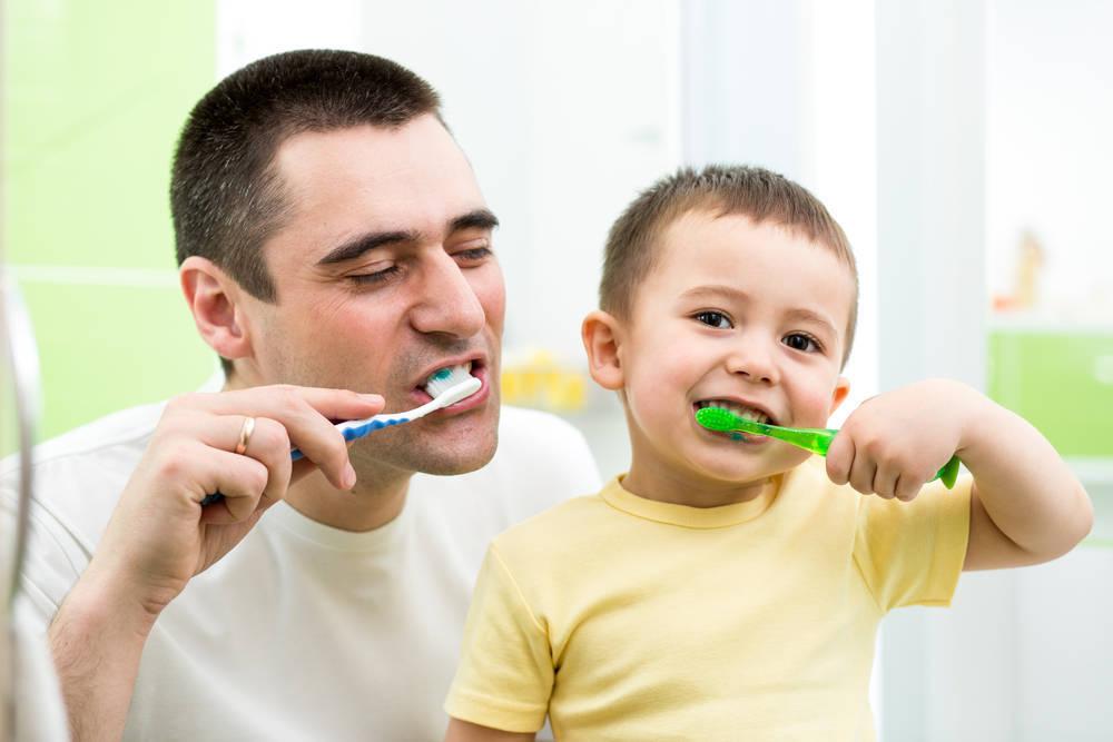 Educación e higiene bucal