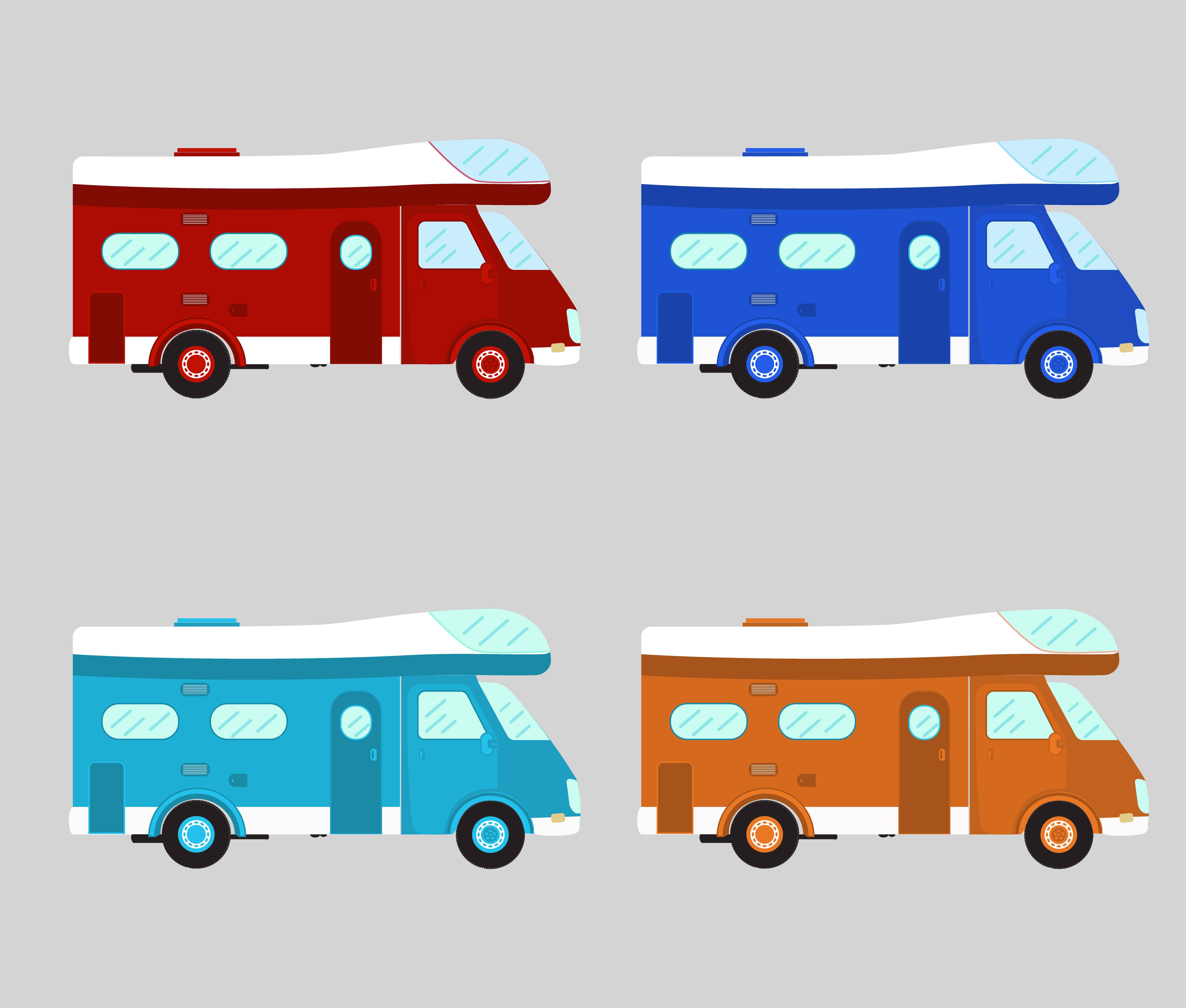 Las autocaravanas, una opción atractiva