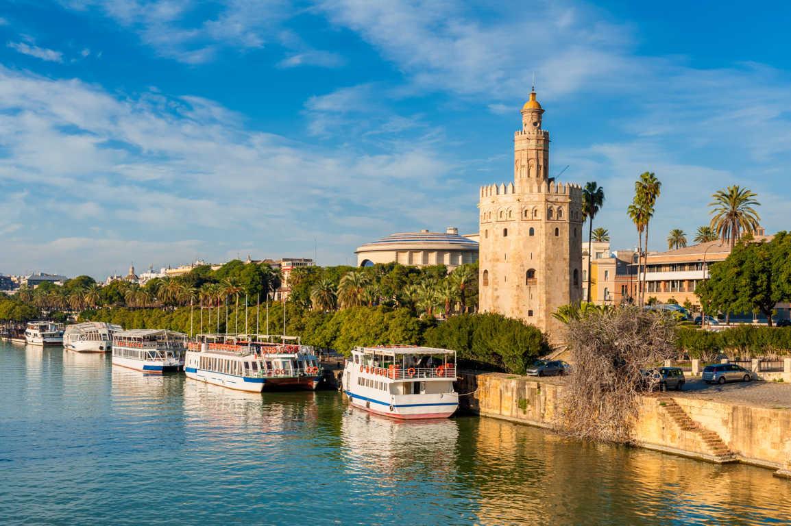 Hospedarse en Sevilla