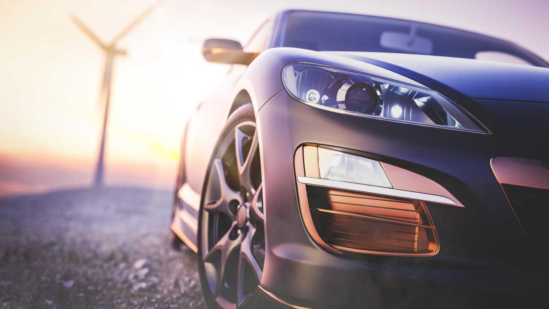 Un vehículo eléctrico disponible en un tiempo reducido
