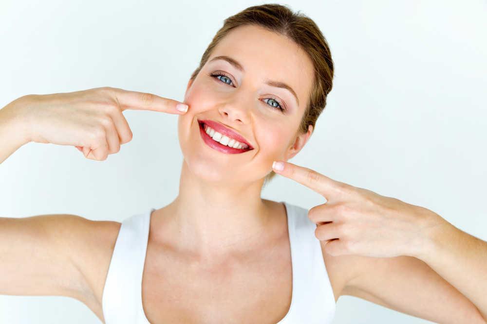 Sonrisa estética y sana
