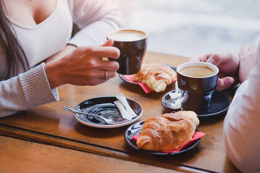 Café y bollos para alegrar cualquiera de nuestras mañanas